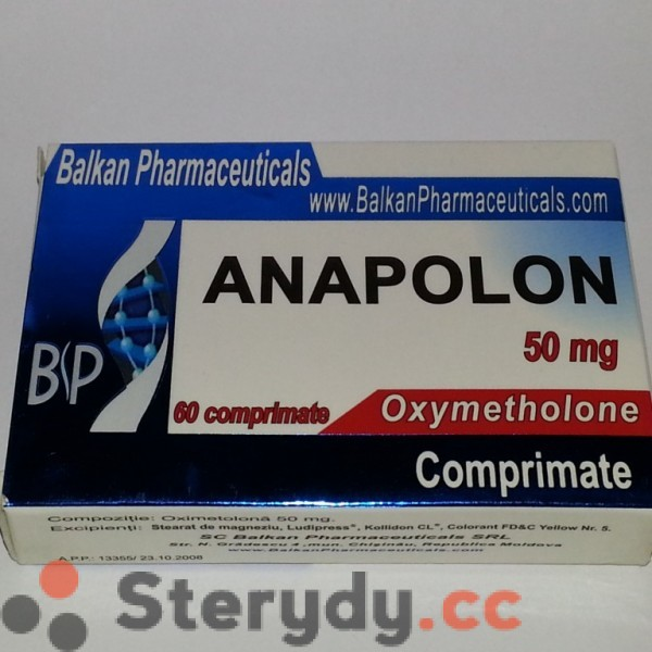 Anapolon Oxmetholone