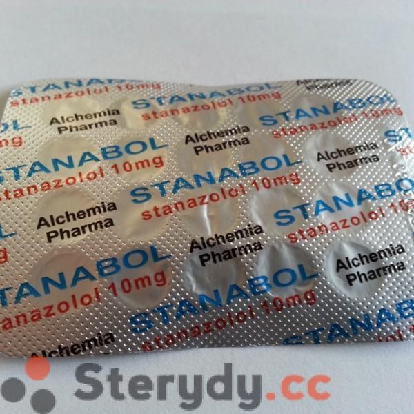 STANABOL tabletki