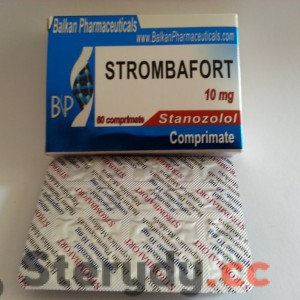 Stanozolol Strombafort