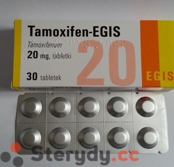 Tamoxifen Egis