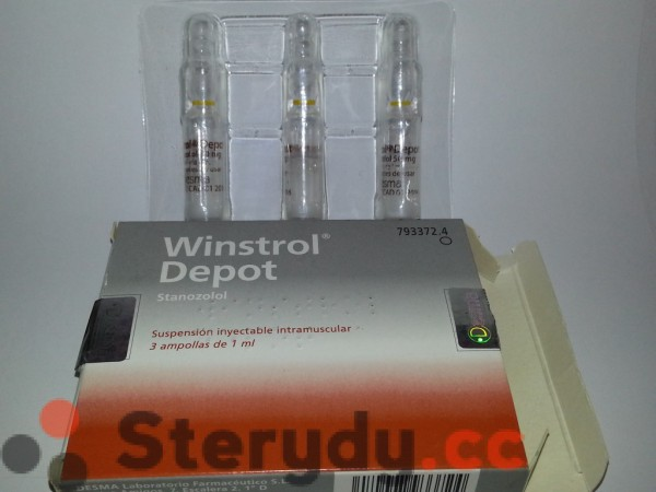 Stanozolol Desma Pharma