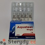 Aquatest Testosterone 100mg