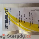 CYTOMEL T3 Liothyronine Sodium