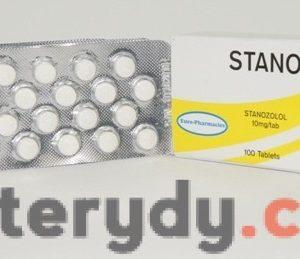 STANAZOLOL tabletki