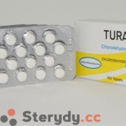TURANABOL Chlorodehydromethyltestosterone