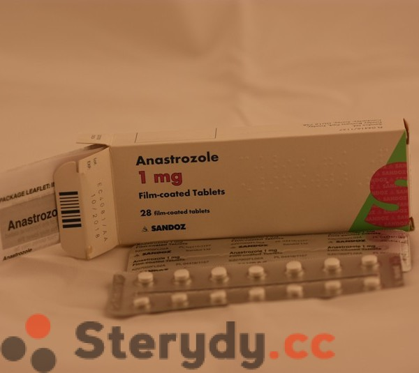 Anastrozole sandoz