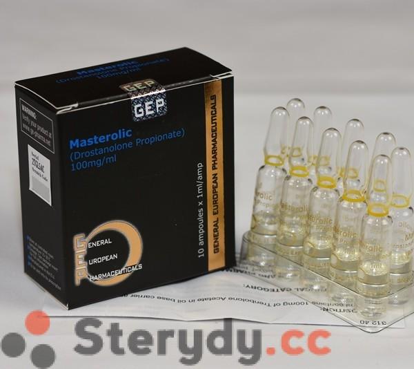 MASTEROLIC 10 ml