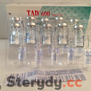 TAD 600 GLUTATIONE