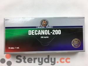 przód pudełka DECANOL-200