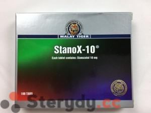 przód opakowania STANOX-10