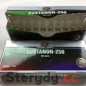 Sustanon-250 całe opakowanie