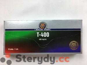 przód pudełka T-400