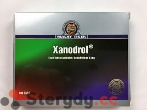 opakowanie przód Xanodrol