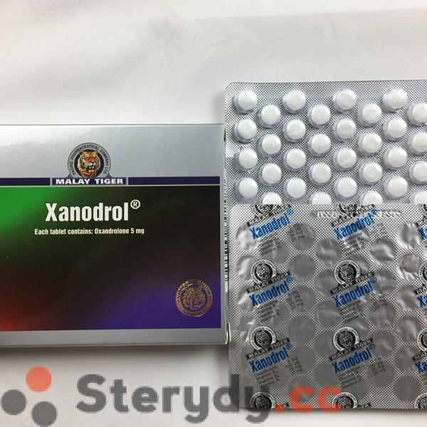 Xanodrol pełne opakowanie
