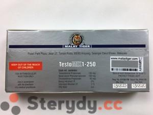 Testo-MIX1-250 tył
