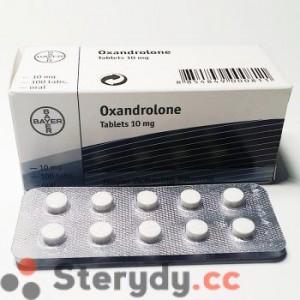 opakowanie Oxandrolon Bayer