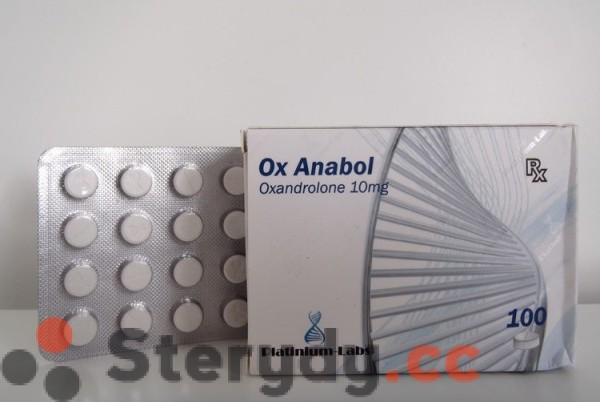 Ox Anabol Platinum (10mg)