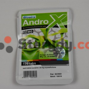 BIOSIRA AndroX 25mg
