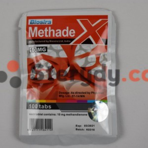 BIOSIRA MethadeX 10mg