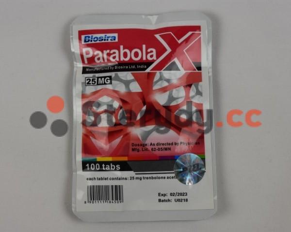 BIOSIRA ParabolaX 25mg