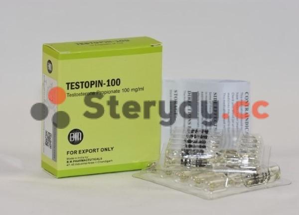 B.M. PHARMACEUTICALS Testopin 100mg