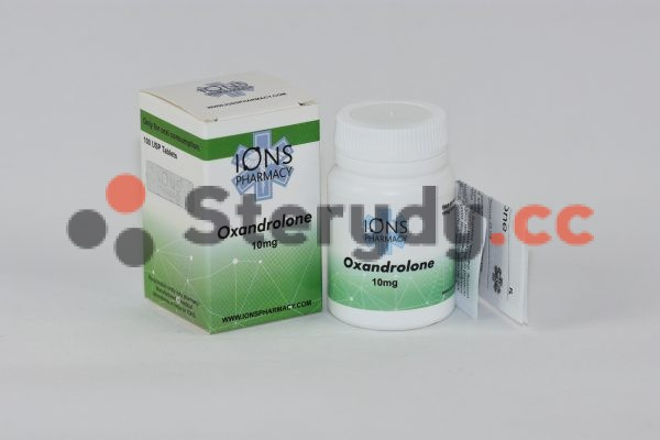 IONS Pharmacy Oxandrolone 10mg