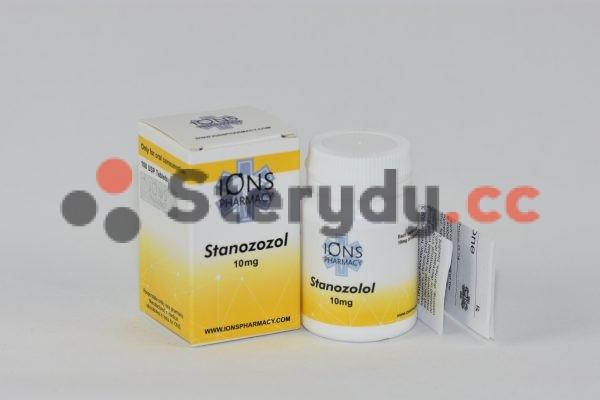 IONS Pharmacy Stanozozol 10 mg