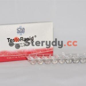 IONS Pharmacy TestoRapid 100 mg
