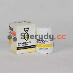 DNA Laboratory Stanazolol 10mg