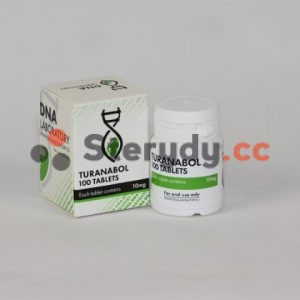 DNA Laboratory Turanabol 10mg