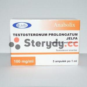 Testosteronum prolongatum, roztwór do wstrzykiwań