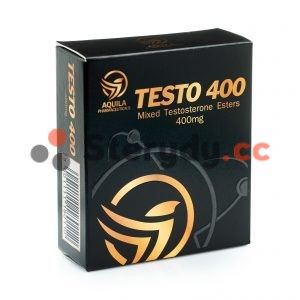 TESTO 400 Mixed Testosterone Esters 400 mg