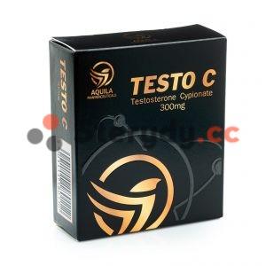 TESTO C Testosterone Cypionate 300 mg