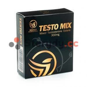 TESTO MIX Mixed Testosterone Esters 300 mg