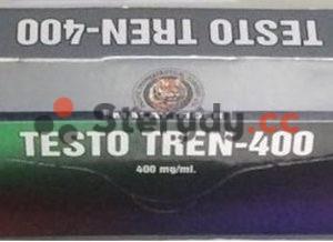 TESTO TREN-400 Malay